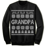 Grandpa Ugly Christmas Sweater.