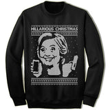 Hillarious Christmas Ugly Sweater.