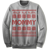 Mommy Ugly Christmas Sweater.