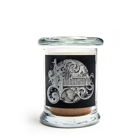 Bibliomancy: Powdered Incense: Large Jar