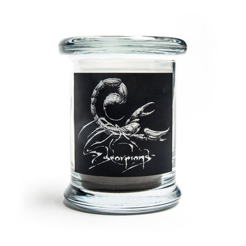 Seven Scorpions: Powdered Incense: Large Jar