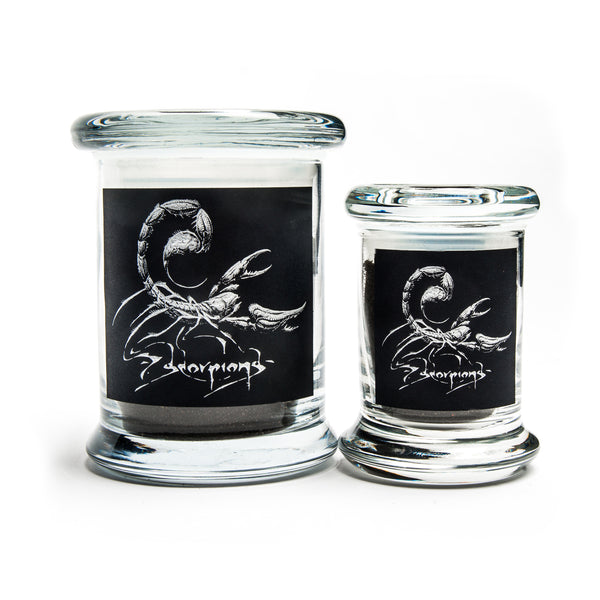 Seven Scorpions: Powdered Incense: Small Jar