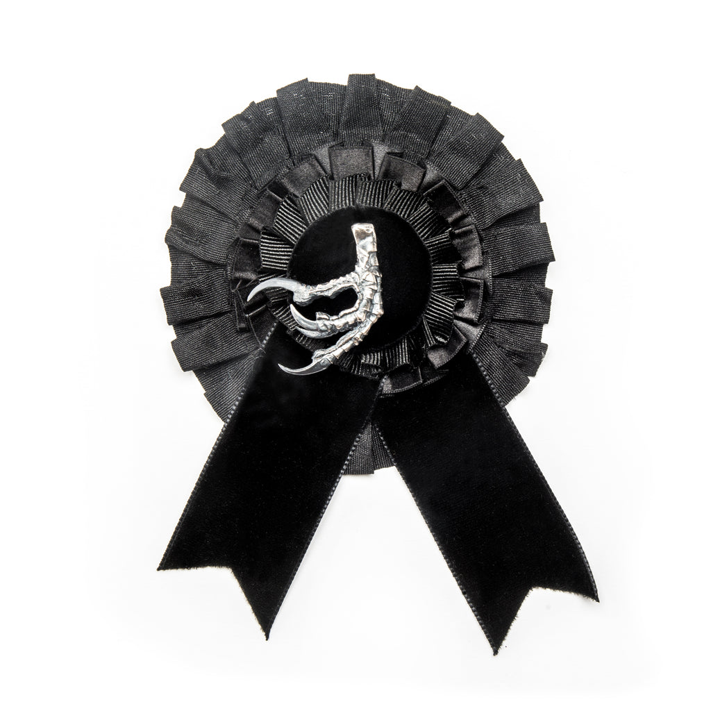 Nevermore Mourning Ribbon