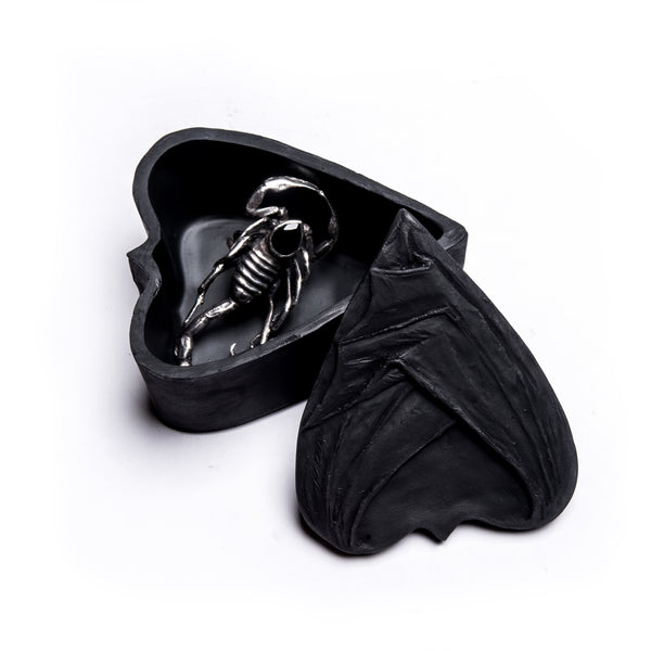 Bat Planchette Jewel Box