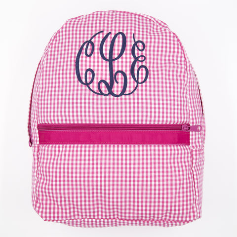 Monogrammed Medium Backpack by Mint