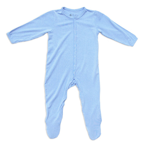 Kyte Baby Bamboo Sleeper in Sky Blue