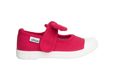 Chus Athena Red Sneakers