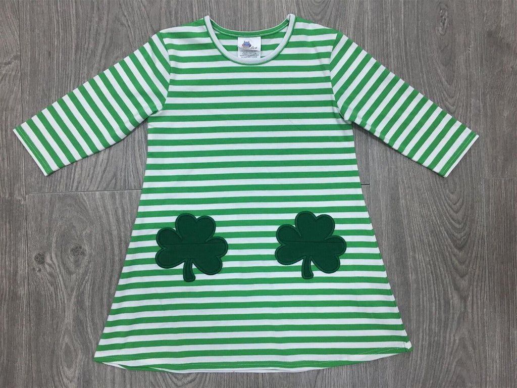 Shamrock Pocket Dress