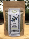 Juniper Berry Rub