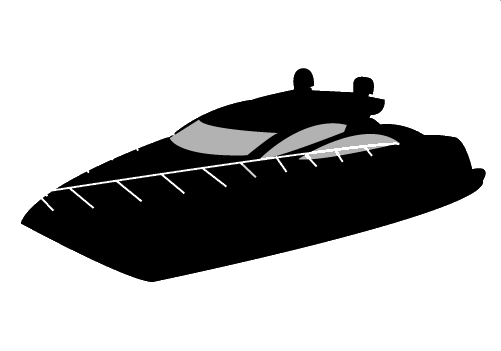Image result for RC boat silhouette