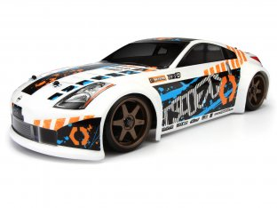HPI Sprint 2 Drift Nissan 350Z Electric