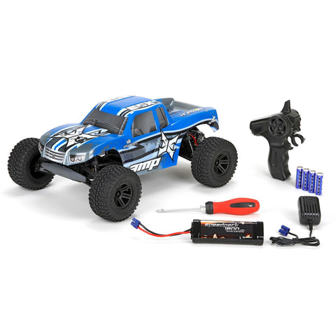 1/10 AMP MT 2WD Monster Truck: BTD Kit  (ECX03034)