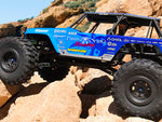 AX90031 Jeep® Wrangler Wraith-Poison Spyder Rock Racer 1/10th Scale Electric 4WD - RTR