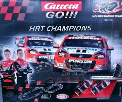 Carrera Go - Slot Car Set - HRT Champions