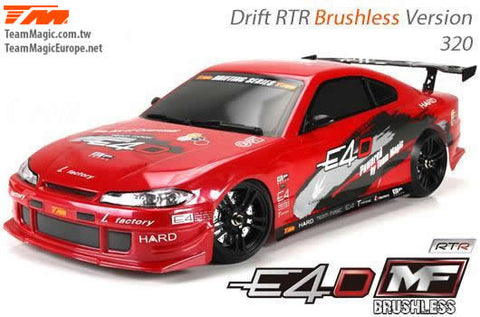 Team Magic E4D-MF Drifter RTR