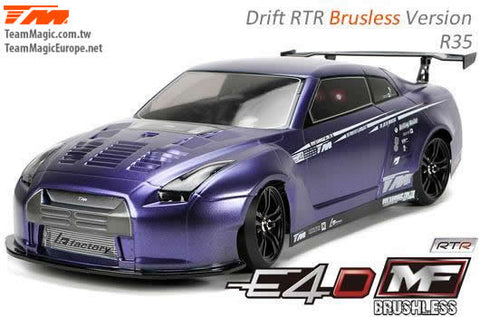 Team Magic E4D-MF Brushless Drifter RTR