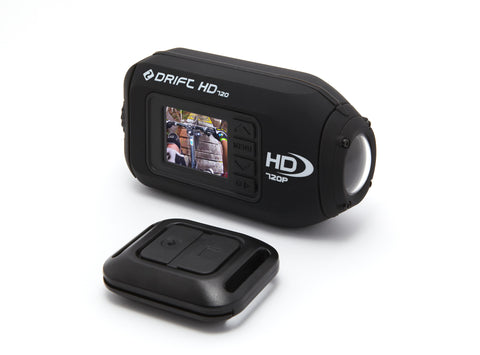 Drift HD720 Action Camera