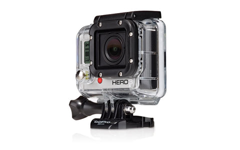 GoPro HERO3: White Edition