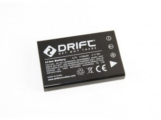 DRIFT HD170 Battery