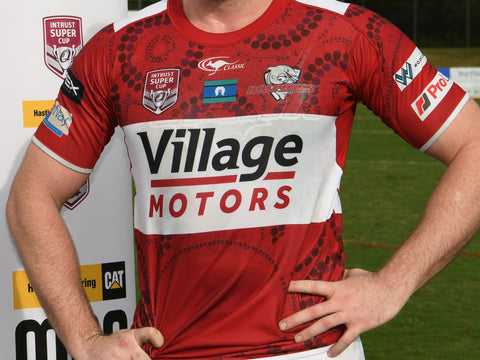 Player Worn Strip- Indigenous