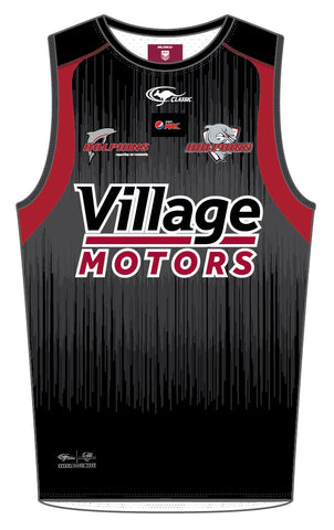 Senior Training Singlet