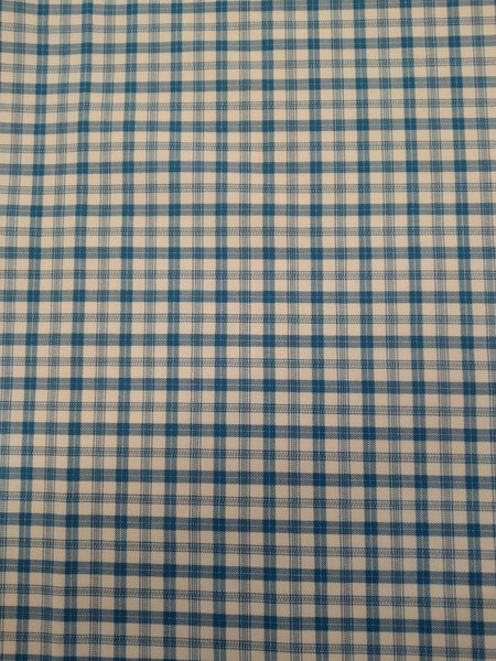 Dress Fabric: Mitchell Blue