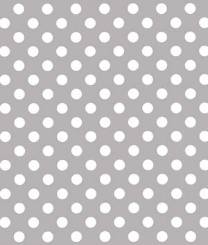 Beige/Grey: Riley Blake  - Dots  C360