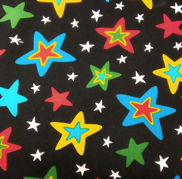 Printed Cotton: Celebrate Seuss 13058 Stars