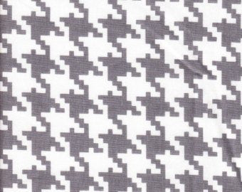 Grey:  Everyday Houndstooth Michael Miller