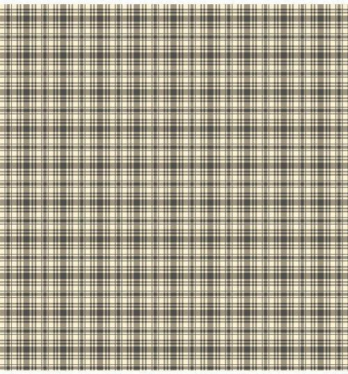 Beige/Grey: Penelope Plaid
