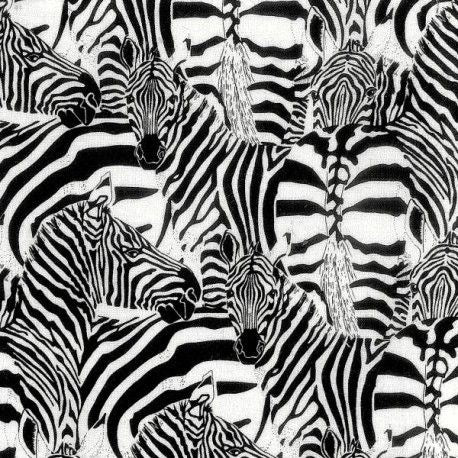 Black/White: Zebra