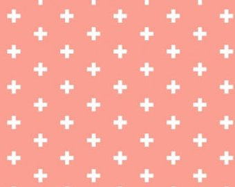 Pink/Coral: Dear Stella - Crosses