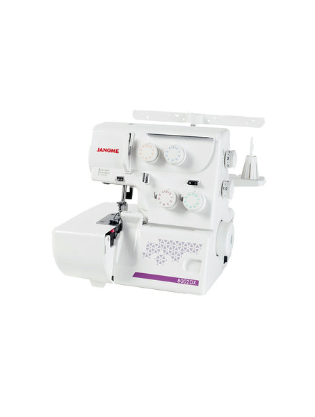 Janome 8002 DX - With Bonus foot set (value $246)