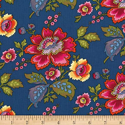 Printed Cottons Isabella/Lily Ashbury