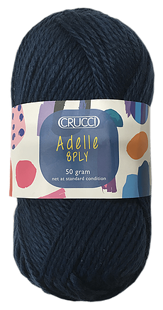 Crucci Adelle 8ply Acrylic4