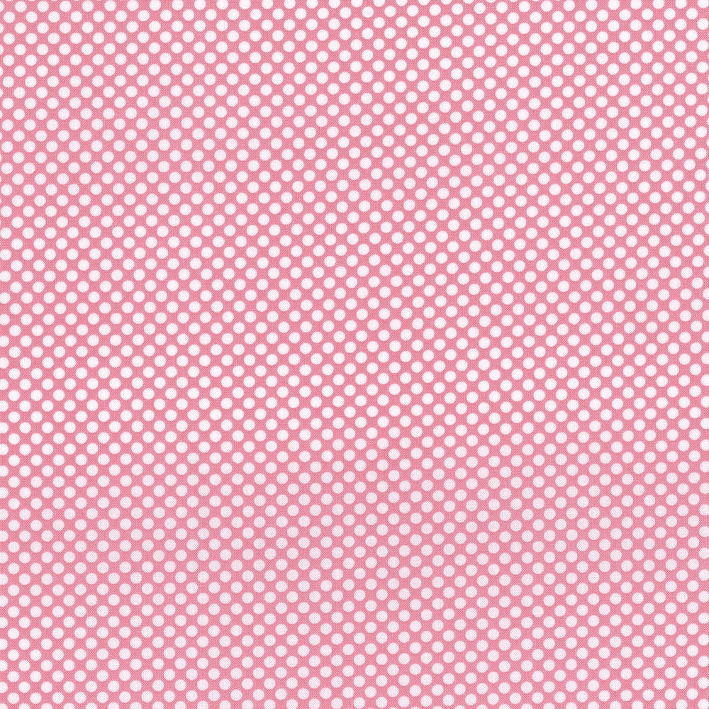 Pink/Coral: Quilt with love - Dot com.