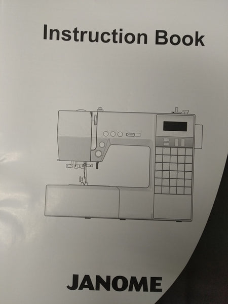 Instruction Manual: DC6030