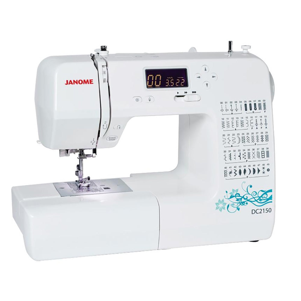 Janome DC2150 – Wellington Sewing Centre 4dce832129d62