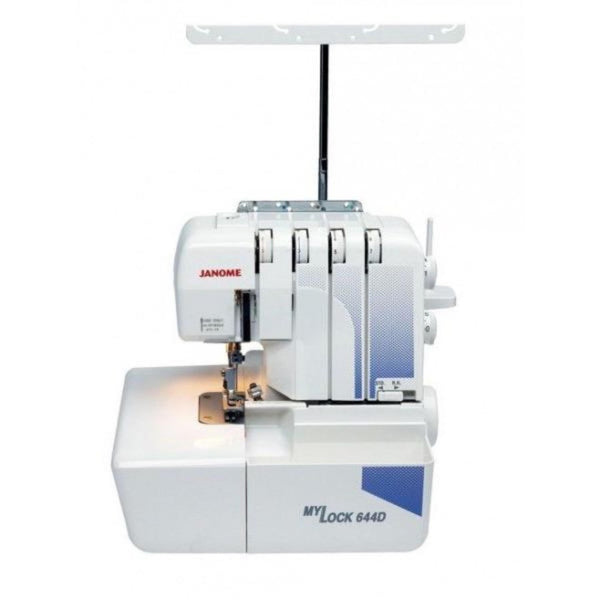 Janome Mylock 644D - Bonus Creative Sewing Guide