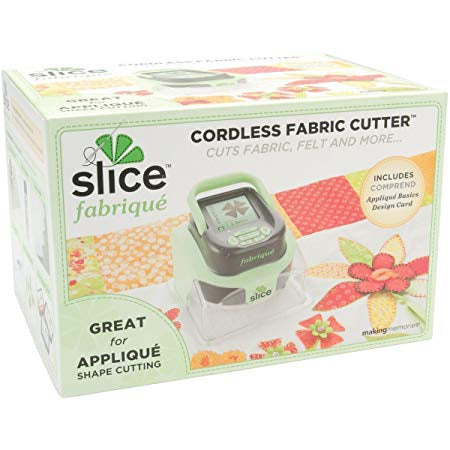 Slice cordless fabric cutter