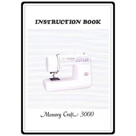 Instruction Manual: MC3000