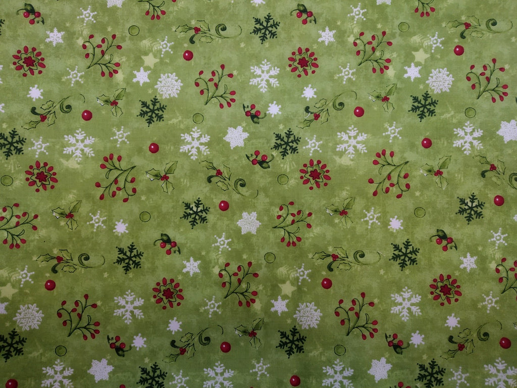 Christmas Fabrics believe in the season