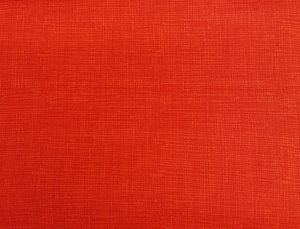 Orange/Red: Timeless Treasures colour Fun