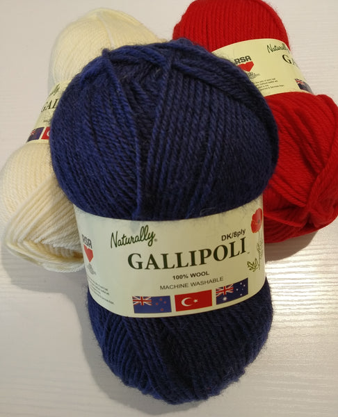 Gallipoli 8ply