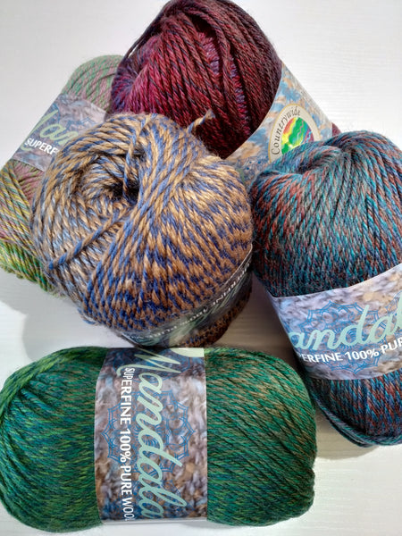 CountryWide: Mandala 8Ply