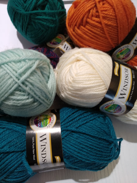 Countrywide: Windsor 8 Ply 50g