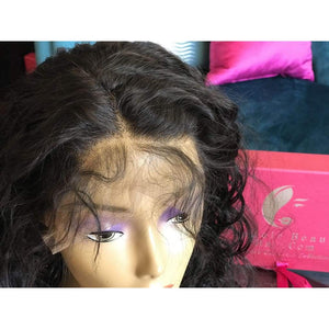 130% Density Custom Made 360 Lace Wig - Boudoir Beauté Hair