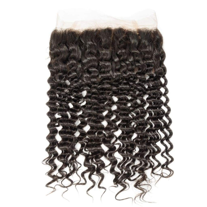 13*4 Silk Based Frontals - Select Raw Hair Texture - Boudoir Beauté Hair