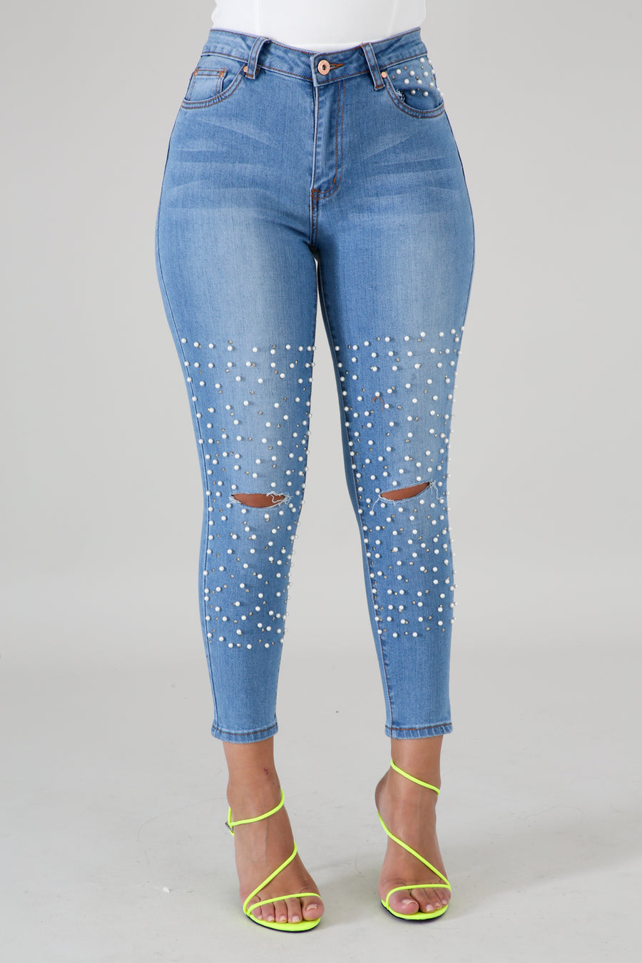 Pearl Me Jeans