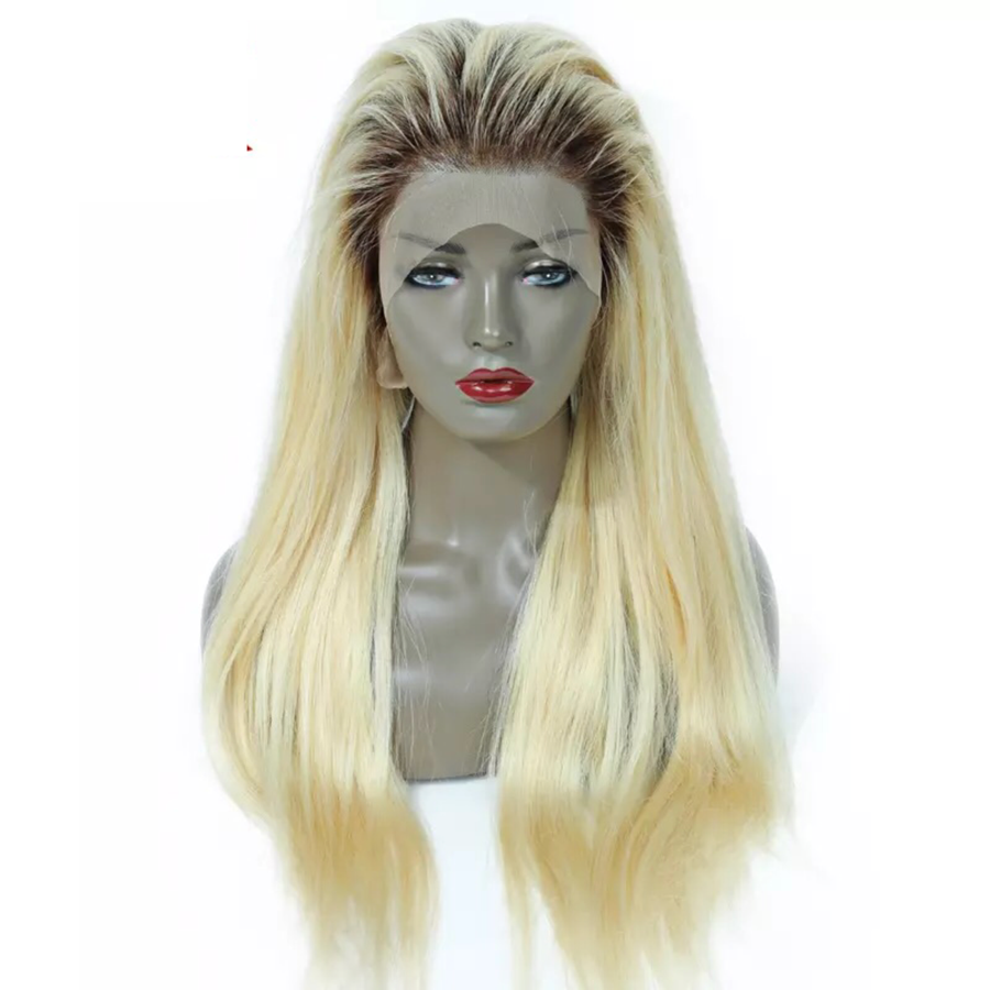 Blonde Bombshell Custom Full Lace Wig - Boudoir Beauté Hair